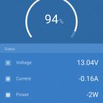 smart battery monitoring