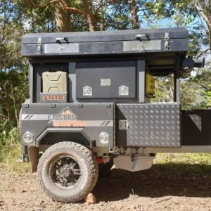 exceed camper trailer