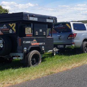 australian outback camper trailer