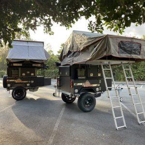 roof top tent trailer options